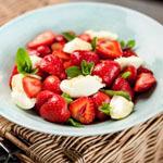 Recipe for Dessert with White Pepper